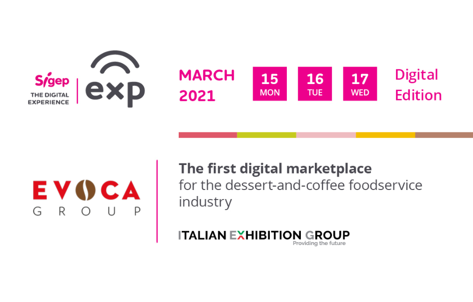 Evoca take part to the first edition of Sigep Exp - the Digital Experience